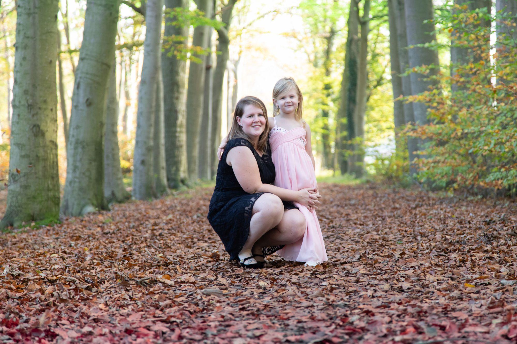 Esther en haar dochter